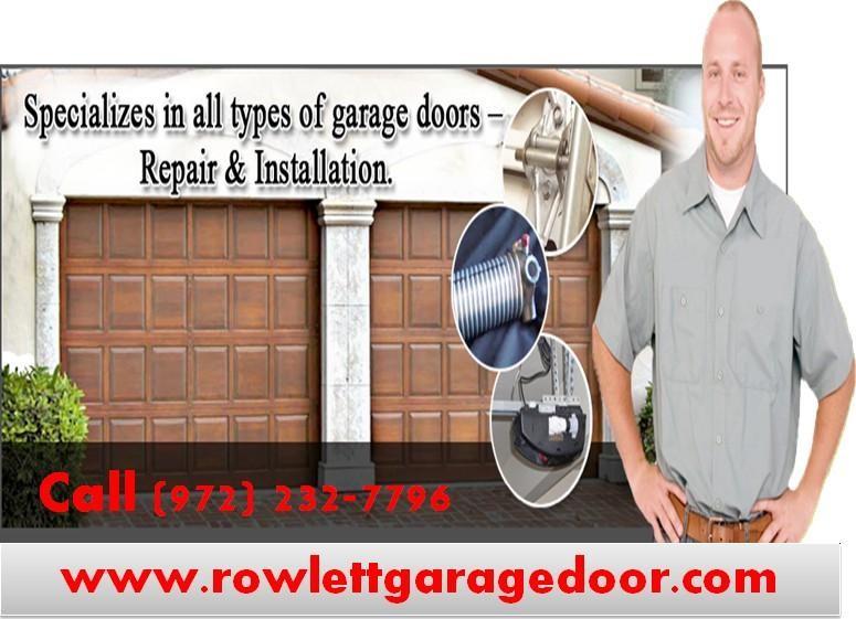 Rowlett Garage Doortalk Of Rowlett